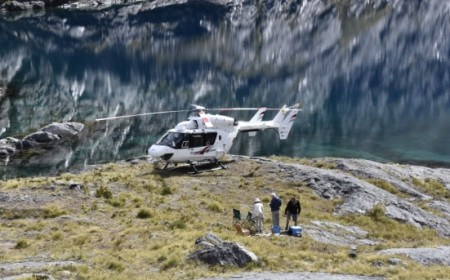 By Andrew Hefford Southern Lakes Helicopters